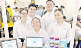The Sweets in Samoana crew
