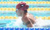 Swimmer Tilali Scanlan