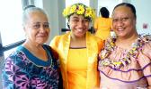 Family members with Aofaigaimanu Ta'afua