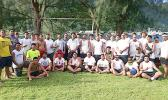 Teama II crew from Leone Village