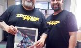 Tofiga Sefo Fepulea'i with writer/director Stallone Vaiaoga-Ioasa