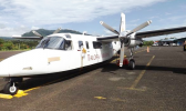 Talofa Airways plane