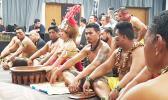 Traditional kava ceremony