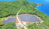 The solar array in Ta'u. [photo: SolarCity]