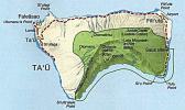 Tau island