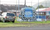 Territorial Correction Facility entrance