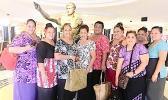 Group photo of teachers in Las Vegas