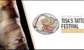 TISA'S TATTOO FESTIVAL BANNER