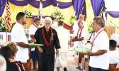 2019 Church Service honoring Toa o Samoa