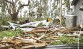 The destruction left in the wake of Tropical Cyclone Gita. [Photo: RNZ / Richard Tindiller]