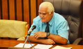 ASG Treasurer Ueligitone P. Tonumaipe'a