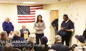 U.S. Presidential Candidate Tulsi Gabbard