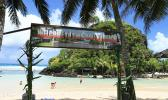 Two Dollar Beach in American Samoa