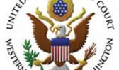 U.S. Federal District Court for Western Dist. of Washington logo