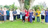 Leaders of Samoan Organizations awarded U.S. Government grants