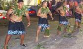 Dancers celebrating GHC Reid Vailima 40th Anniversary