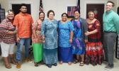 Cong. Aumua Amata's local office interns