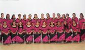 The American Samoa Women's National Team.
