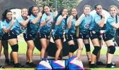 Women's Handball team in Australia